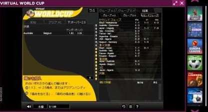 Lucky Niki-Virtual World CupA4