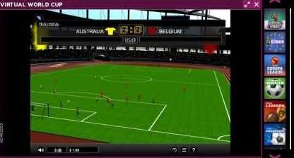 Lucky Niki-Virtual World CupA1