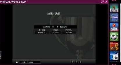 Lucky Niki-Virtual World CupA5