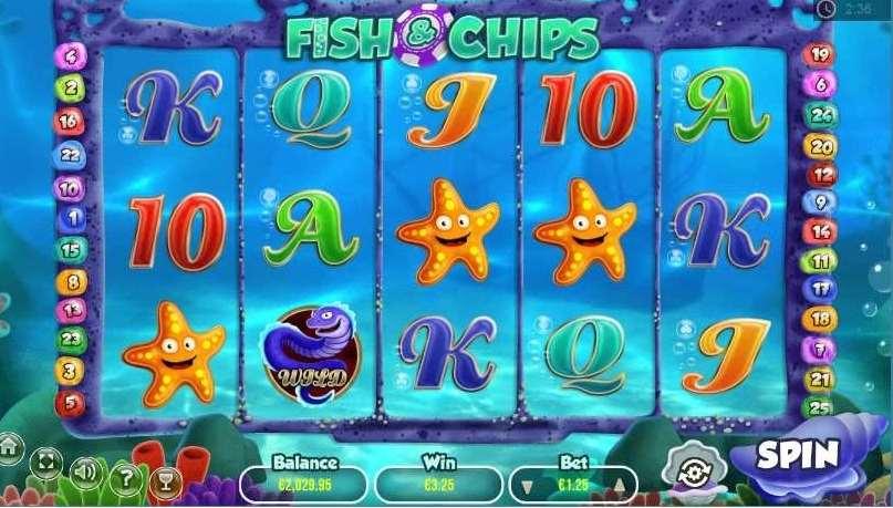 NetBet Fish & Chips