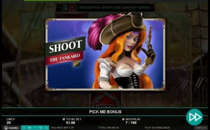 Shoot The Tankard Pick Me Bonus3