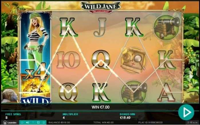Find The Treasure Free Spins Bonus9