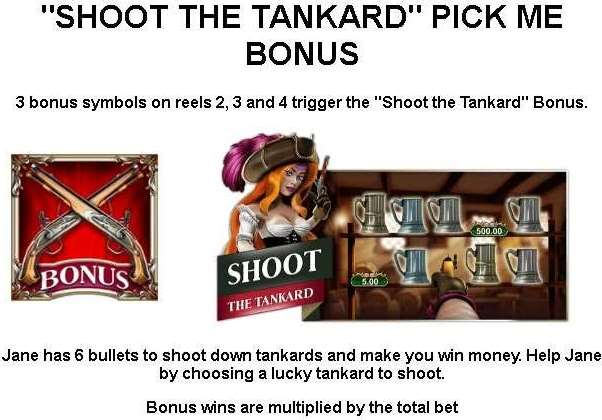 Shoot The Tankard Pick Me Bonus1
