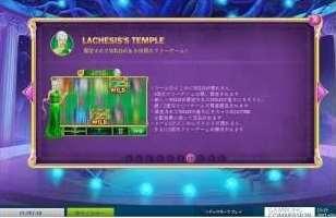 Lachesis's Temple画面