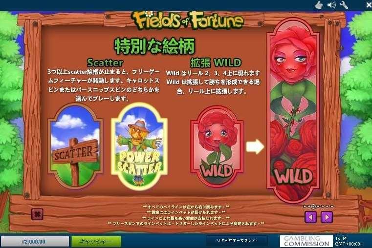 WildとScatter1