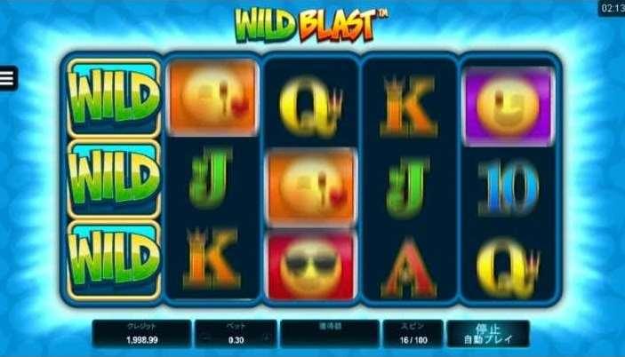 Wild Blast2