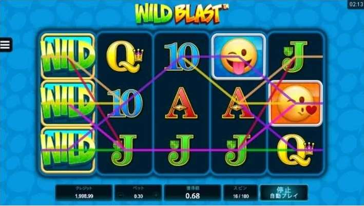 Wild Blast3