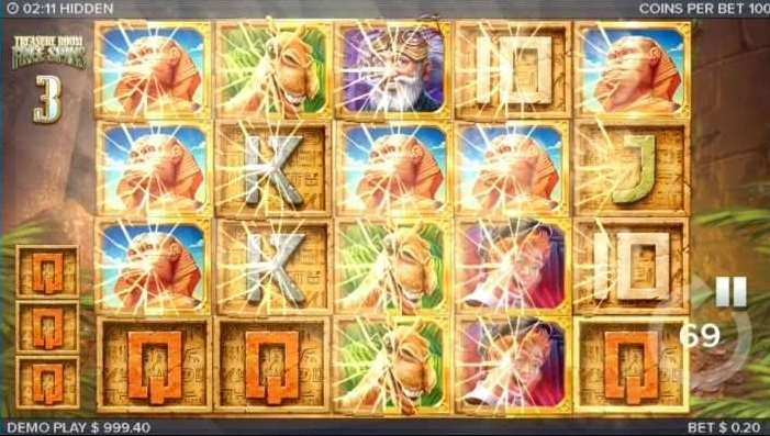 Treasure Room Free Spins7