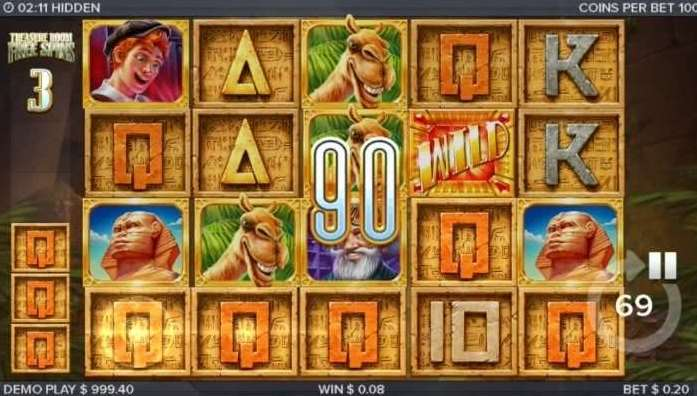 Treasure Room Free Spins8