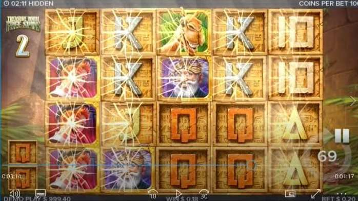 Treasure Room Free Spins10
