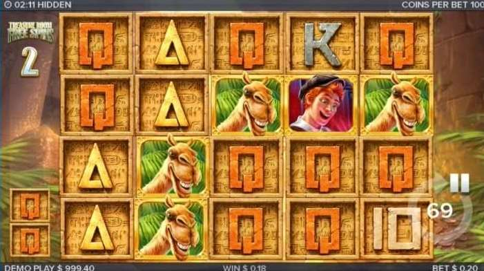 Treasure Room Free Spins11