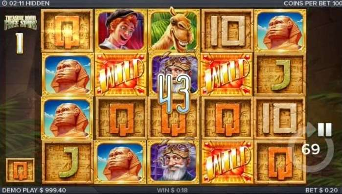 Treasure Room Free Spins12