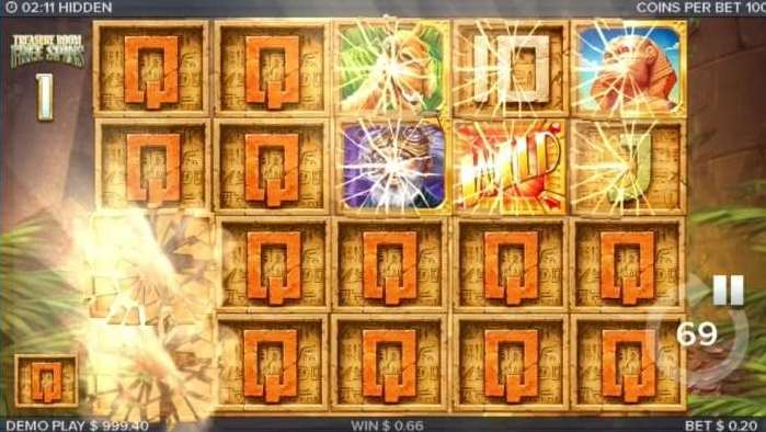 Treasure Room Free Spins13