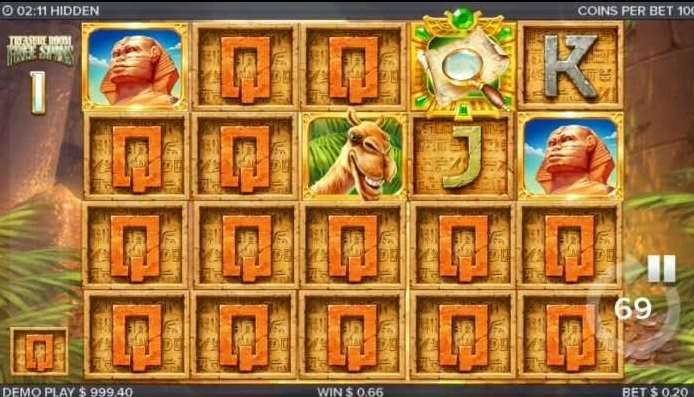 Treasure Room Free Spins14