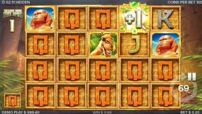 Treasure Room Free Spins15