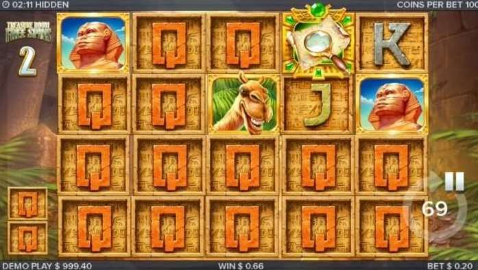 Treasure Room Free Spins16