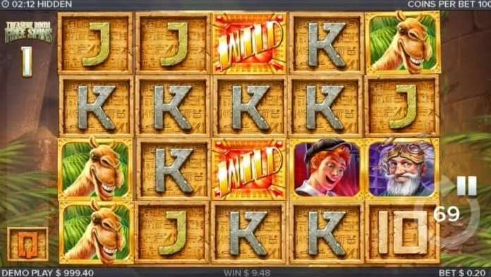 Treasure Room Free Spins17