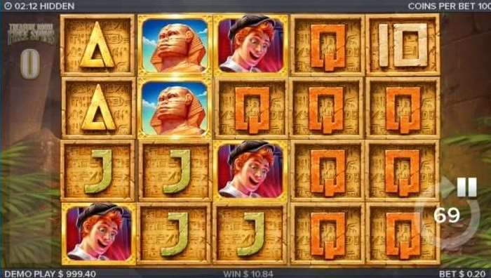 Treasure Room Free Spins19