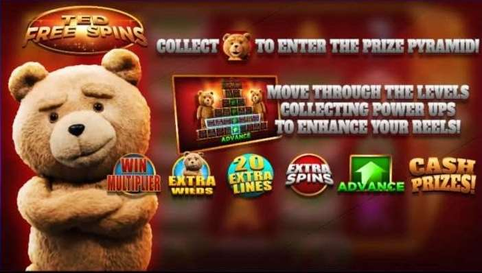 Ted Free Spins2
