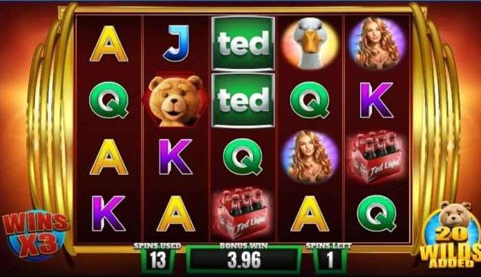 Ted Free Spins4
