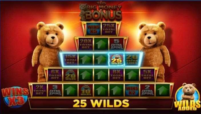 Ted Free Spins5