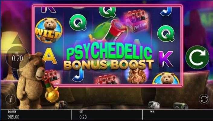 Psychedelic Bonus Boost1