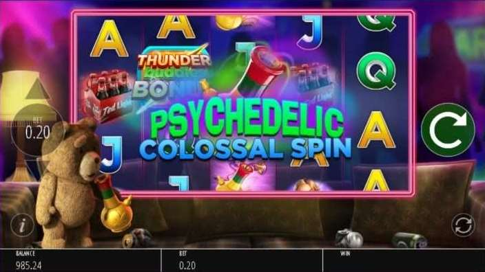 PsyChedelic Colossal Spin1
