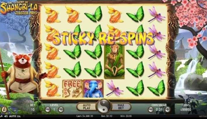 Sticky Re Spin2