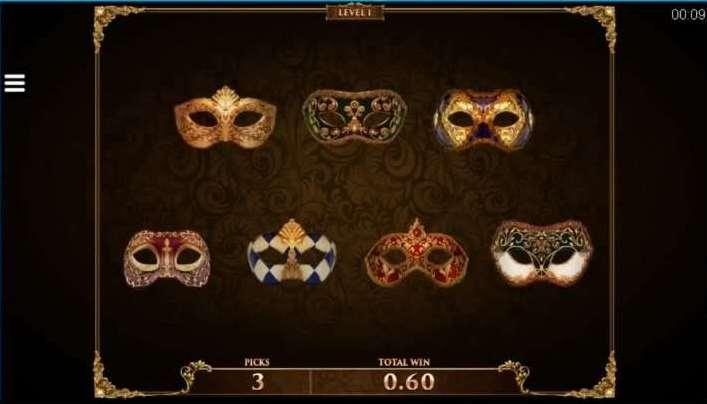 Masquerade Bonus3