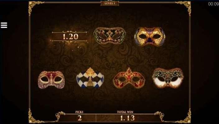 Masquerade Bonus4