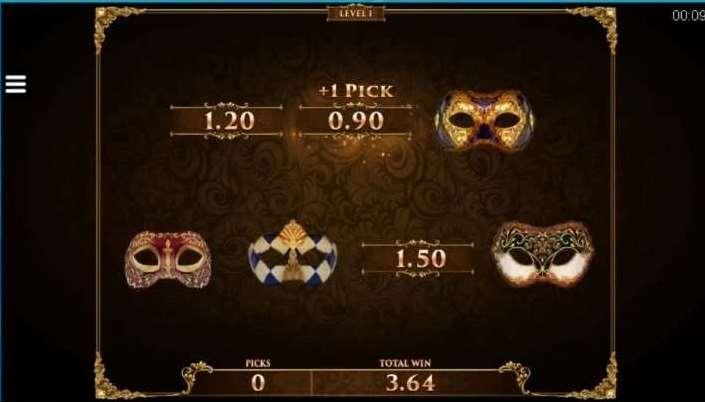 Masquerade Bonus6