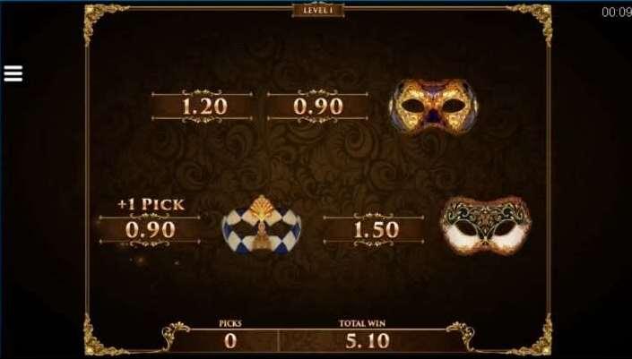 Masquerade Bonus7