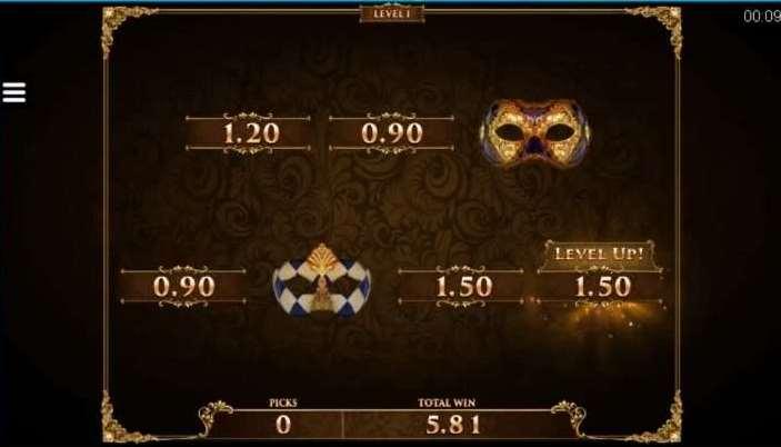 Masquerade Bonus8