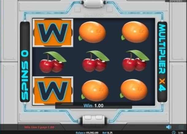 Win Sprintボーナスラウンド8