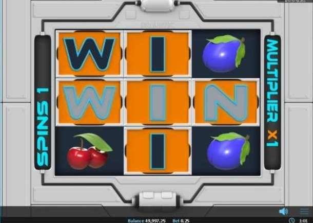 Win Sprintボーナスラウンド2