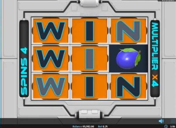 Win Sprintボーナスラウンド4